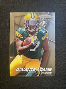 DAVANTE ADAMS 2014 Panini PRIZM Rc ROOKIE #281