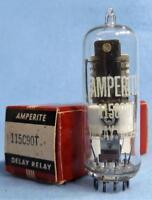 1-Amperite Delay Relay 115C90T Vacuum Tube NOS/NIB