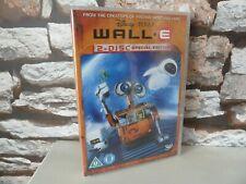DISNEY PIXAR WALL E WALLE (2 DISC DVD)  - FAST/FREE POSTING.