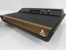 Atari 2600 Launch Edition Woodgrain Console (NTSC)