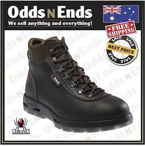 Redback UEPU Everest Hiking Work Boots Soft Toe - AUSTRALIAN MADE