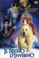 Il Regno D'Inverno (Dvd - Quadrifoglio) Nuovo e Sigillato