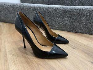 womens river island shoes size 5 Heels Black