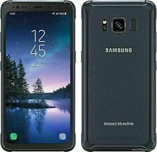 Samsung Galaxy S8 Active G892A 4+64GB Android Smartphone Sans Contrat Gris