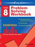 Excel Essential Skills - Problem Solving Workbook Year 8  978174125FREE SHIPPING