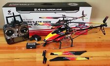 WLToys V913 4-ch Large Remote Control Single Blade Fixed Pitch Helicopter - RTF