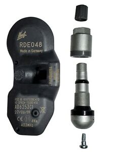 HUF TPMS RDE048V21 Sensor-433 MHz Direct Fit Original Equipment Replacement