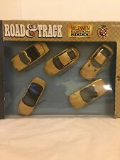 Road And Track Millennium Edition Motorized 1:38 Diecast