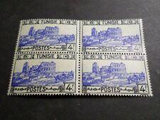 TUNISIE 1941 bloc timbre 238, AMPHITHEATRE, neufs**, VF MNH STAMPS