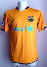 Barcelona 2006 - 2008 Away football Nikr shirt
