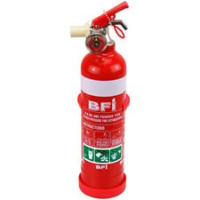 Fire Extinguisher 600 Gram Dry Powder Home Car Boat Caravan Fire Extinguisher