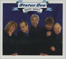 STATUS QUO Mony RARE LIVE TRK & VIDEO CD Single SEALED