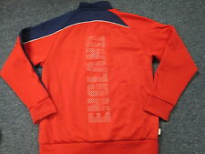 LIGHTLY WORN ADIDAS VINTAGE GERMANY WORLD CUP SOCCER ENGLAND TRACK JACKET SIZE S