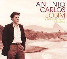 Favorites: Sun Sea and Sand by Antônio Carlos Jobim (CD, Apr-2006, Wrasse)