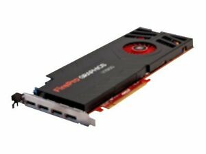 AMD FirePro V7900 2GB GDDR5 SDRAM PCI Express x16 Graphics Video Card GPU