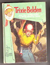 Trixie Belden MYSTERY AT BOB WHITE CAVE  Cameo cover Ex