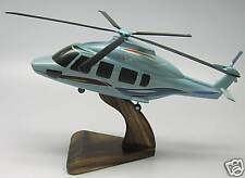 EC-175 Eurocopter Harbin Z-15 Helicopter Wood Model Big