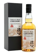 2018 Ichiro'ss Malt Chichibu The Peated SIngle Malt Japanese Whisky 700ml