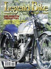 125-2003 Legend Bike VELOCETTE THRUXTON - SWM 50 ENDURO - GUAZZONI 125 BICIL GP