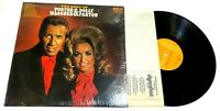 The Best Of by Porter Wagoner & Dolly Parton LP IN SHRINK NM