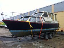 Kajütboot Stahl mit neuwertigen Steyr Diesel 110 Ps