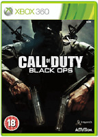 Xbox 360 Call of Duty Black Ops (COD BO 1) **New & Sealed** Xbox One Compatible