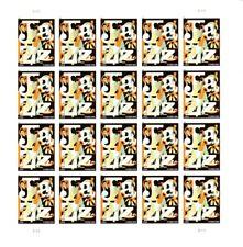 Jazz Sheet of Twenty Forever Postage Stamps Scott 4503