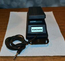Kurzweil Electronic Keyboard Piano FOOT PEDAL