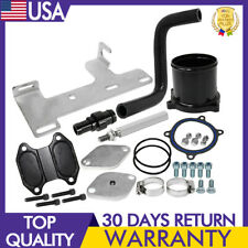 EGR Cooler & Throttle Valve Delete Kit 10-14 Dodge Ram 2500 3500 6.7L Cummins US