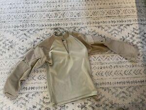 Tru-Spec Men's 1/4 Zip Combat Shirt Worn Once