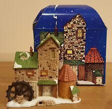 "Dept 56 Dickens Village Classic Ornament Series ""Dickens Village Mill"" Nib"