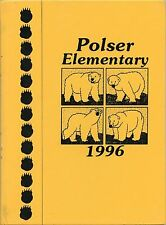 Polser Elementary School (Carrollton, TX) ORIGINAL 1996 yearbook history