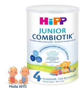 HiPP Dutch Stage 4 Bio Combiotic Junior Milk Formula 800g Free Shipping