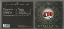 DOPPIO CD AUDIO-YES-MILLENIUM COLLECTION-20.4022-MI-MCPS