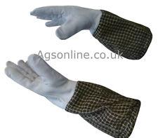 🐝Beekeeper gloves 3 Layer Ultra Ventilated Green Bee keeping gloves beekeeping