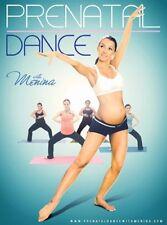 Prenatal Pregnancy DVD - Prenatal Dance with Menina DVD!