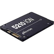 1.92TB HPE/MICRON MK001920GWUGK Sata-6gbps Mixed Use SFF 2.5inch Tlc Sc