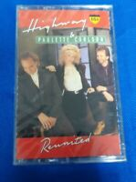 Highway 101 and Paulette Carlson: Reunited - Audio Cassette Tape New Sealed