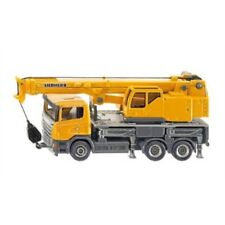 1:87 Telescopic Crane Truck - Siku 187 1859 Scale