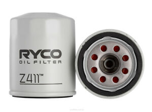Ryco Oil Filter Z411 fits Honda CR-V 2.4 (RE), 2.4 AWD (RE), 2.4 VTEC (RD7) 1...