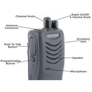 KENWOOD TK-3000 TK-2000 UHF VHF FM TRANSCEIVER RADIO SERVICE REPAIR MANUAL