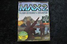 MAX 2 Mechanised Assault & Exploration PC Big Box