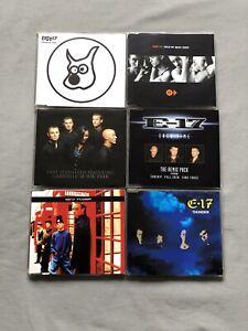East 17 cd bundle / joblot 2 (singles)