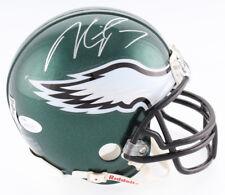 Michael Vick Signed Philadelphia Eagles Mini-Helmet (JSA COA & Vick Hologram)