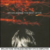 Bryan Adams Best Essential Greatest Hits Collection RARE CD 80's 90's Rock Pop