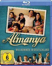 ALMANYA, Willkommen in Deutschland (Vedat Erincin) Blu-ray Disc NEU+OVP