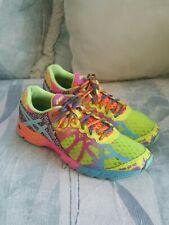 Asics T458N Gel-Noosa Tri 9 Running Triathlon Duomax Rainbow Women's Size 11