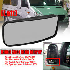 New For 2007+ Mercedes Sprinter Vans Mirror Glass Heated Lower Left/Driver Side