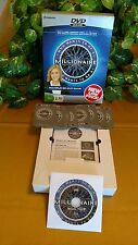 Millionaire  DVD Game (Who Wants to Be a) host Meredith Vieira, multiplayer