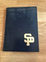 1961 St. Paul's School Crusader Yearbook Brooklandville Maryland